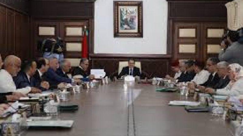 مجلس الحكومة يتدارس 4 مشاريع مراسيم الخميس المقبل