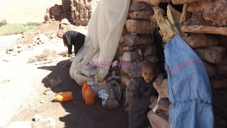مواطنون منسيون بين فيافي المغرب غير النافع