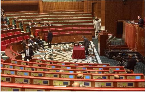رؤساء الفرق البرلمانية بمجلس المستشارين يتوسلون لزملائهم من أجل الحضور للتصويت على عضو المحكمة الدستورية