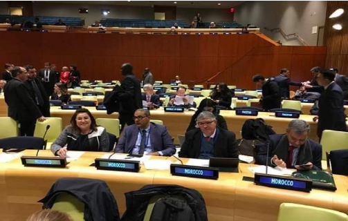 أحمد التويزي بمقر الأمم المتحدة يتحدث عن اختلالات قطاع التعليم