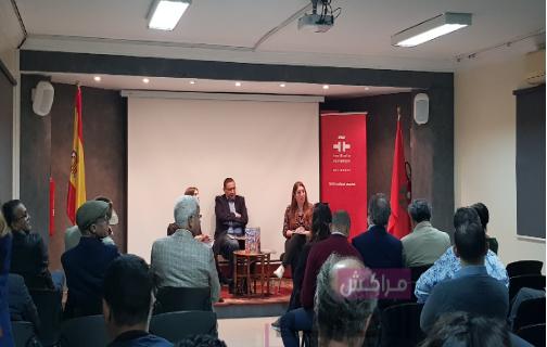المركز الثقافي الاسباني بمراكش يقدم مجلة 'مراكش خوان غويتيسولو'