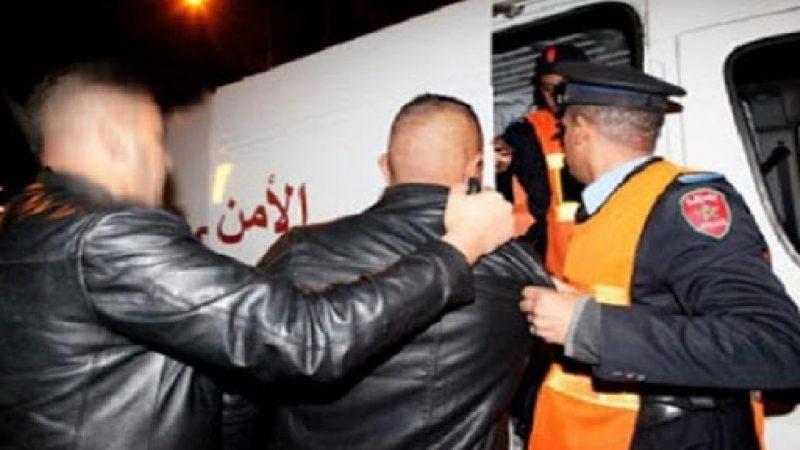 حملة أمنية واسعة للدائرة 10 بالمحاميد لإيقاف خارقي حالة الطوارئ ليلا