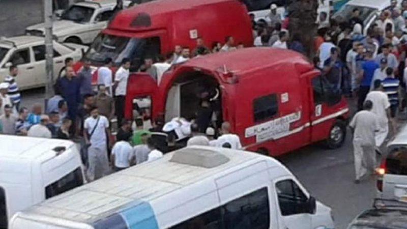 وفاة 12 شخصا في حادثة سير مميتة بأكادير