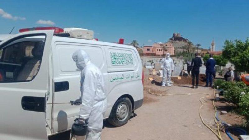 المغرب يسجل رقما قياسيا في عدد الوفيات بفيروس كورونا خلال 24 ساعة