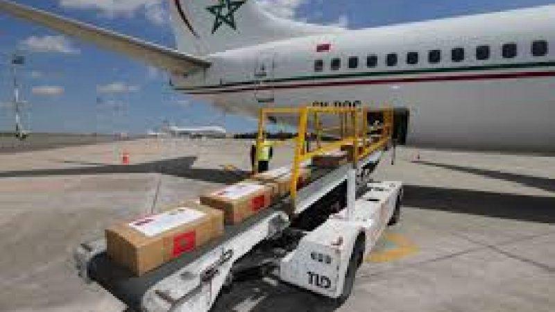 بتعليمات ملكية.. طائرات مغربية تنقل مساعدات طبية وإنسانية للشعب اللبناني