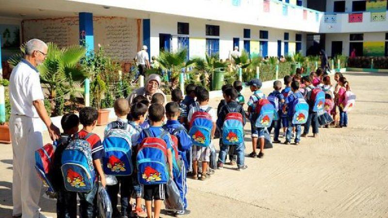 وزارة التربية الوطنية تكشف عن خطة الدخول المدرسي المقبل