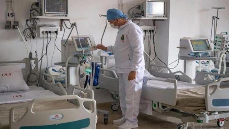 افتتاح قسم جديد للإنعاش والعناية المركزة خاص بمرضى كوفيد 19
