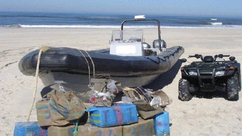 ضبط أزيد من 1200 كيلوغرام من المخدرات بعرض ساحل طنجة