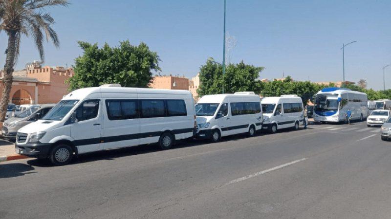 مهنيو النقل السياحي ينضمون لرافضي عقد-برنامج إنعاش السياحة