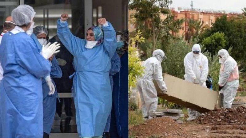 الحالة الوبائية بالمغرب.. 778 حالة شفاء و26 وفاة في 24 ساعة الماضية