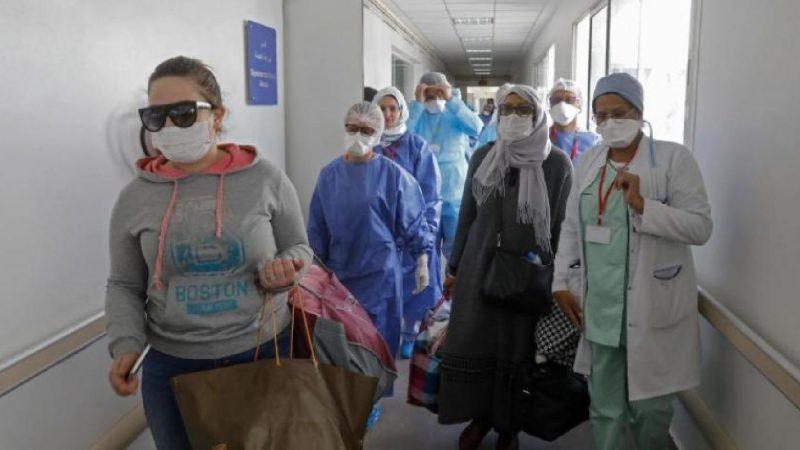 الحالة الوبائية في المغرب خلال 24 ساعة.. 574 حالة تعافي و29 وفاة