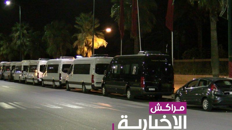 مهنيو النقل السياحي يقررون الرفع من حركتهم الاحتجاجية بعد أسبوع من الاعتصام