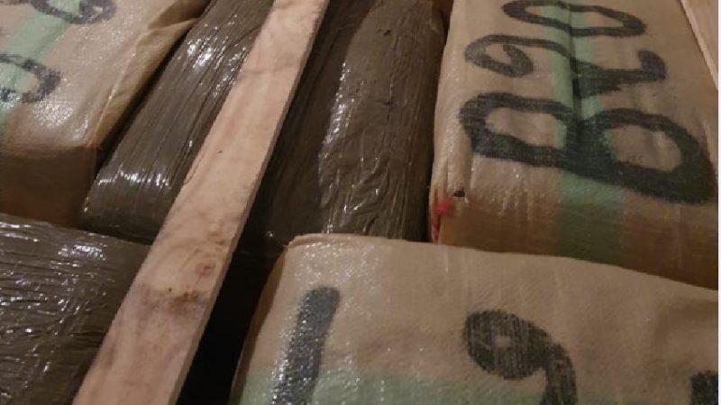 حجز 13 طنا من مخدر الشيرا ضواحي الدار البيضاء
