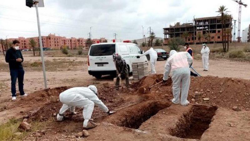 تسجيل أكبر حصيلة وفيات بالمغرب بسبب كورونا والجهة تسجل 6حالات