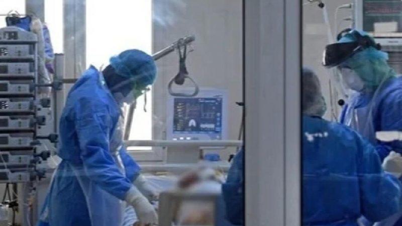 عدد الحالات الحرجة بسبب كورونا ينخفض إلى 186 حالة