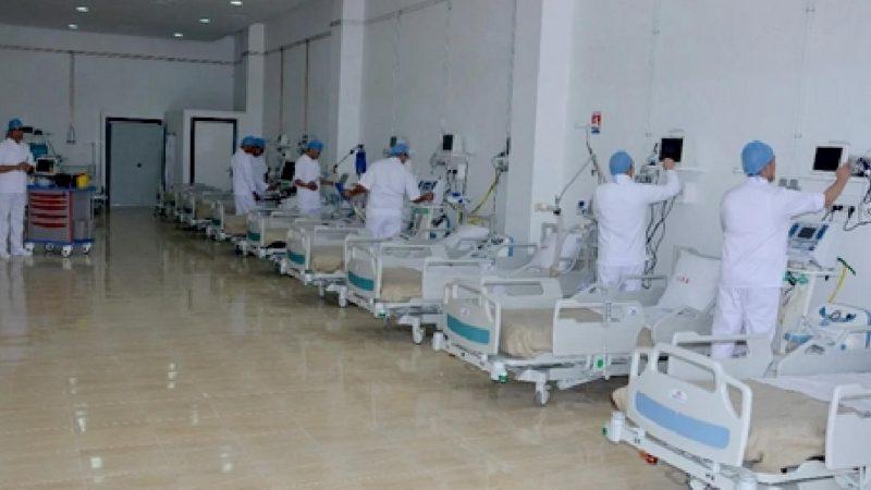 اٍصابة 78 ممرضا بكورونا خلال يومين
