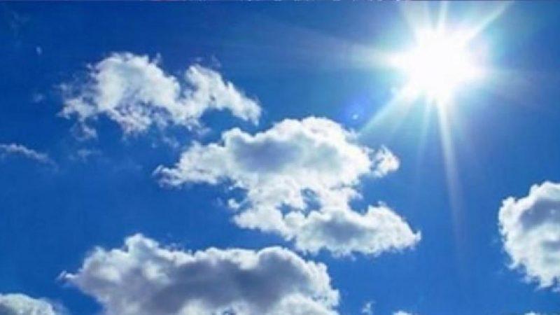 أجواء حارة في طقس اليوم الثلاثاء