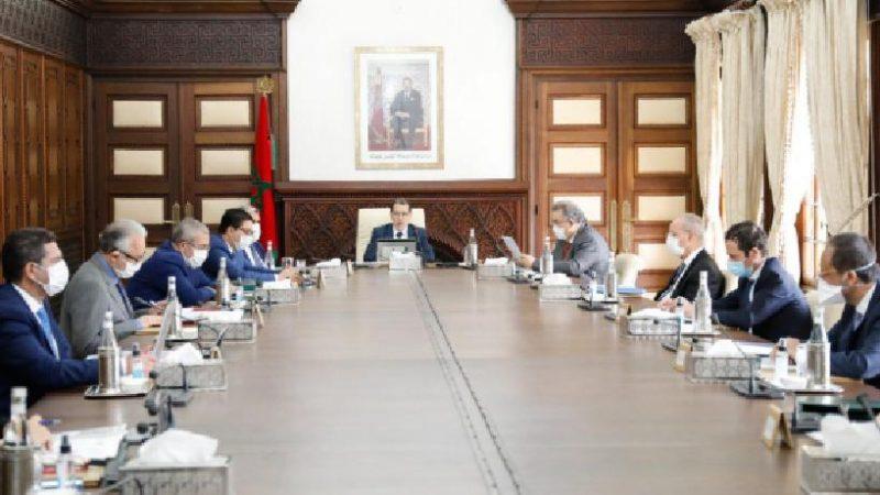 مجلس الحكومة يتدارس مشروع قانون لحل مكتب التسويق والتصدير