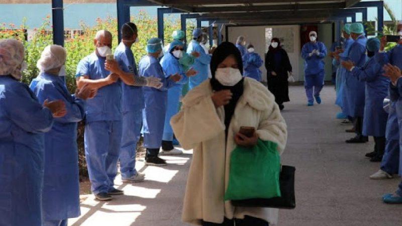الحالة الوبائية في المغرب ل24 ساعة الماضية.. 815 حالة شفاء و35 وفاة