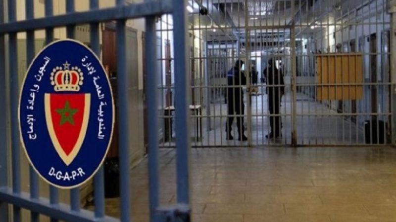 مندوبية السجون تنفي تسجيل إصابات بكورونا في صفوف نزلاء سجن عكاشة