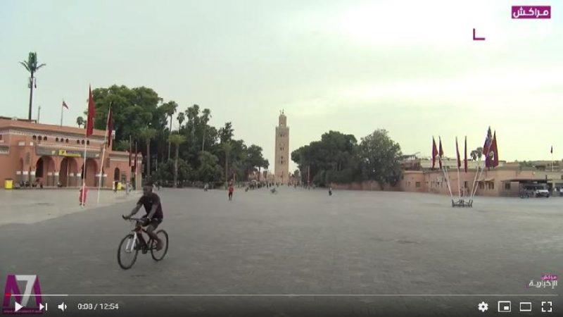 فيديو : حينما تنهار السياحة ينهار كل شيء بمراكش