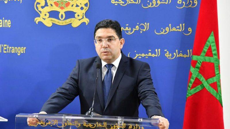 ناصر بوريطة :المغرب يدعم ويواكب الجهود الأممية لحل الأزمة الليبية