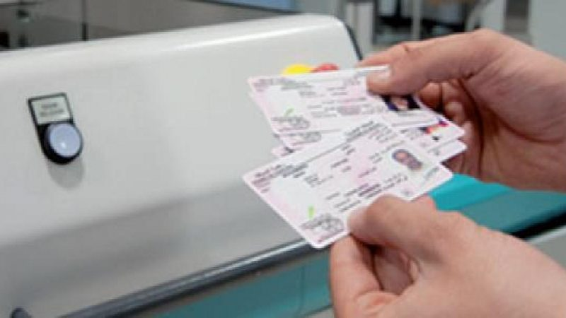 صلاحية رخص السياقة المسلمة قبل 1 أكتوبر 2010 تنتهي متم شتنبر المقبل
