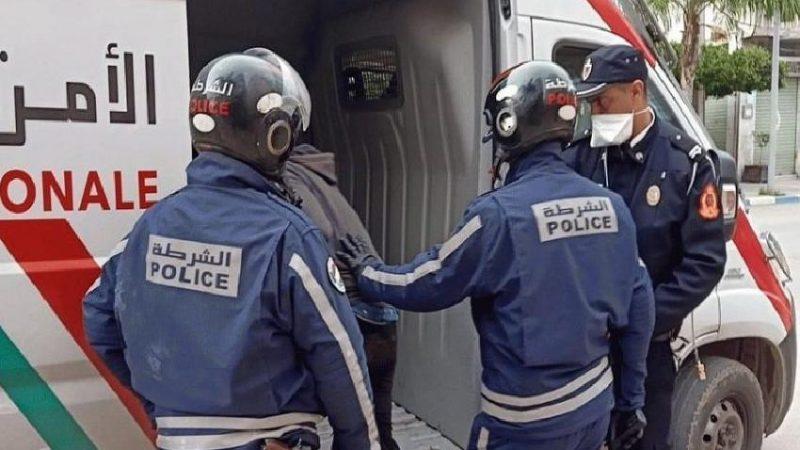 توقيف شخصين لتورطهما في قضايا تتعلق بالاتجار في المخدرات