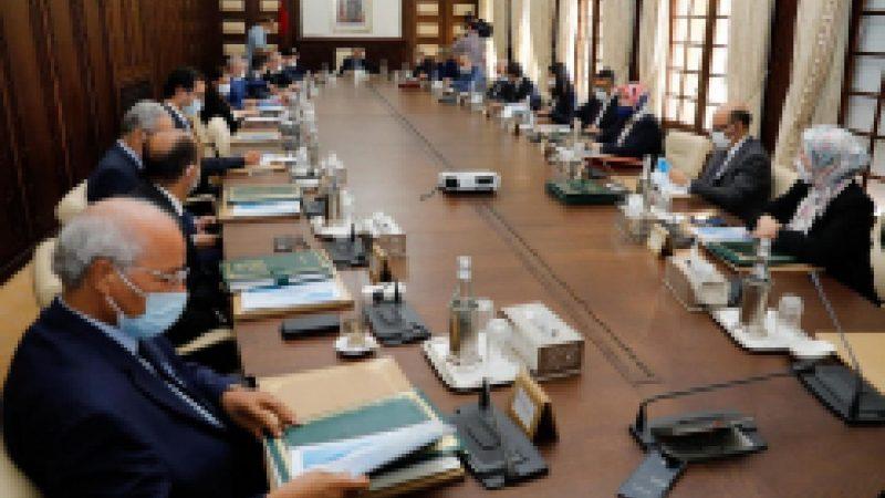 مجلس الحكومة يتدارس مشروع قانون تأليف اللجنة الوزارية الدائمة المكلفة بتتبع وتقييم تفعيل الطابع الرسمي للأمازيغية