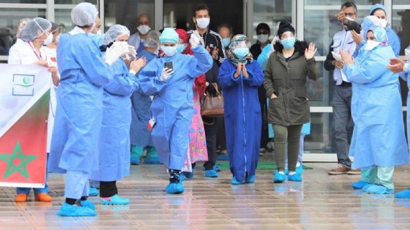 فيروس كورونا.. تسجيل 1240 حالة شفاء و30 وفاة خلال 24 ساعة الماضية