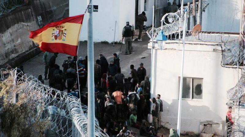 منظمات دولية تستنكر ظروف إيواء المهاجرين المغاربة بمليلية المحتلة