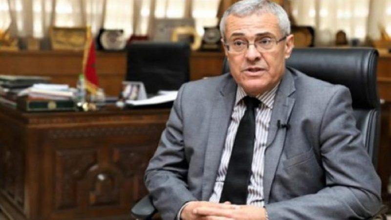 وزير العدل: تسجيل 193 اصابة بكورونا بالمحاكم واستمرار العمل بالمحاكمة عن بعد