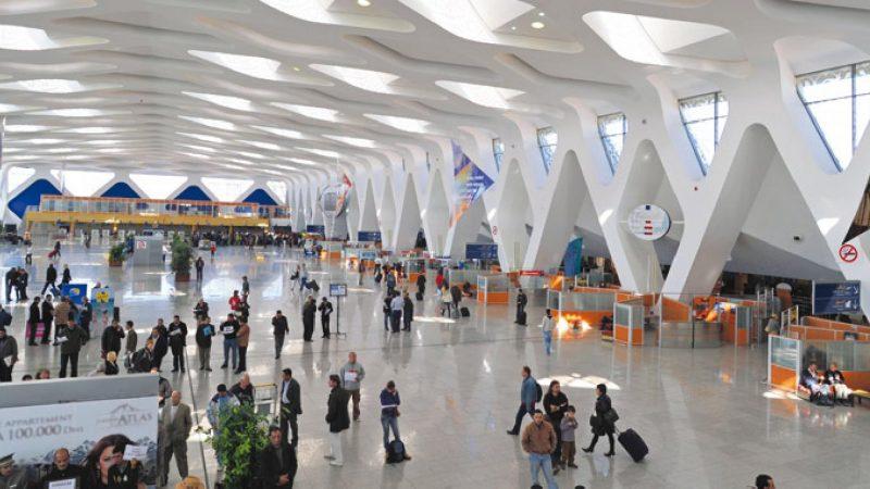 تراجع حركة النقل الجوي في المغرب بأكثر من 50 في المائة في النصف الاول من 2020