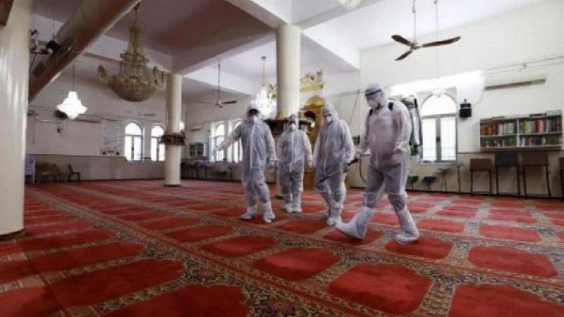 اٍغلاق أشهر مسجد في طنجة بعد اكتشاف اصابات بكورونا في صفوف مصلين