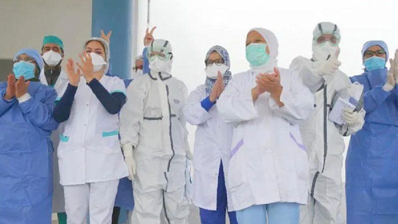 فيروس كورونا في المغرب.. تسجيل 1345 حالة شفاء و32 وفاة