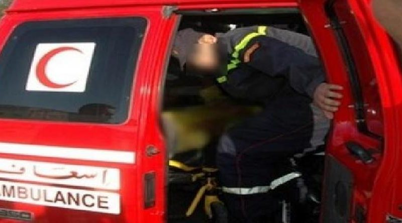 أربعيني يضرم النار في جسده أمام مقر دائرة أمنية ببرشيد