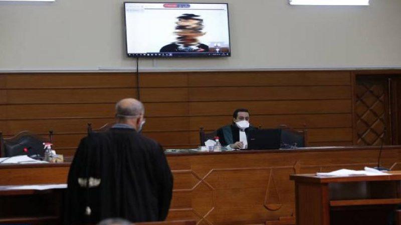 عقد 362 جلسة عن بعد وإدراج 5925 قضية ما بين 31 غشت الماضي و4 شتنبر الجاري