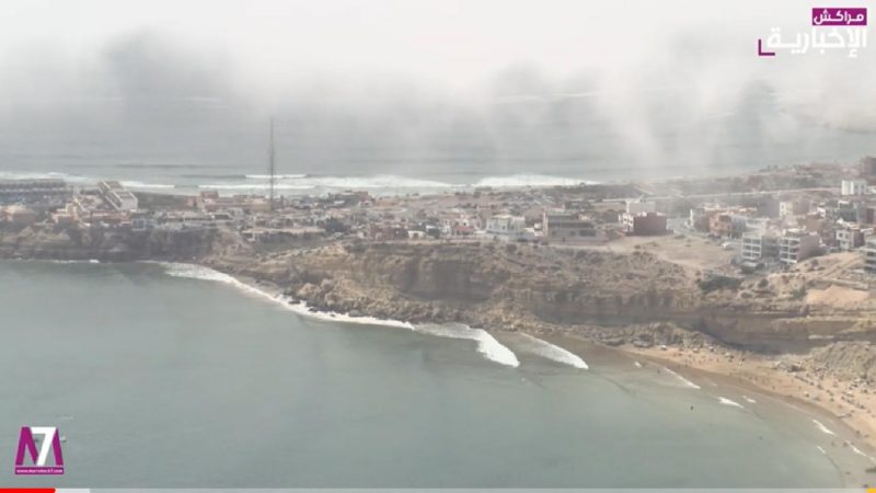 فيديو : رغم كورونا..شاطئ إمسوان يستقطب أعدادا كبيرة من السياح المغاربة