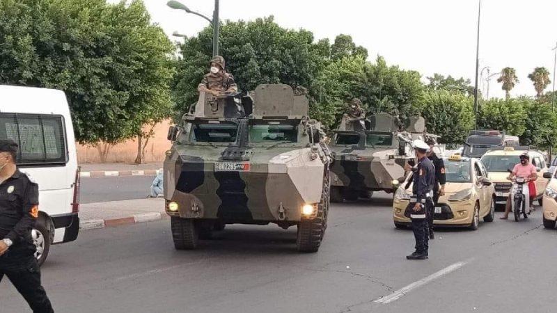 تمديد حالة الطوارئ الصحية بالمغرب