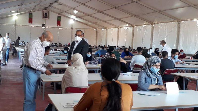 جامعة القاضي عياض تربح رهان امتحانات الدورة الربيعية والنموذج من إقليم الحوز