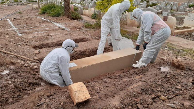 عاجل: كورونا يتسبب في وفاة 38 شخصا آخر بالمغرب