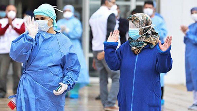2127 شخصا يتخلص من الفيروس على الصعيد الوطني