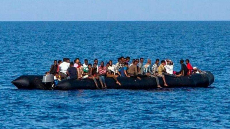 توقيف 168 مرشحا للهجرة غير الشرعية بعرض البحر الأبيض المتوسط