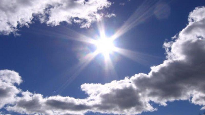أجواء حارة نسبيا مع بداية الأسبوع