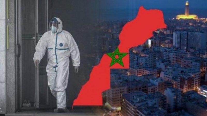 المغرب يحتل المرتبة 38 عالميا في عدد الإصابات بفيروس كورونا
