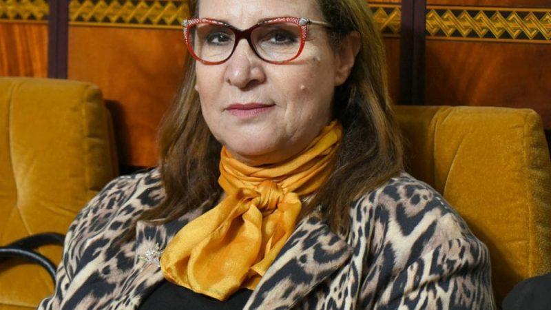 البرلمانية سعيدة: مسؤول بقطاع الصحة بمراكش طلب مني نشري ثلج لزوج الموتى من عائلتي