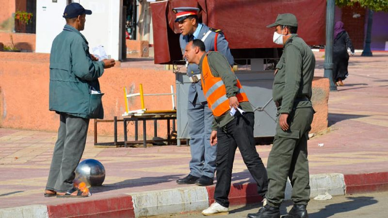 التخفيف من اٍجراءات التصدي لكورونا ببني ملال