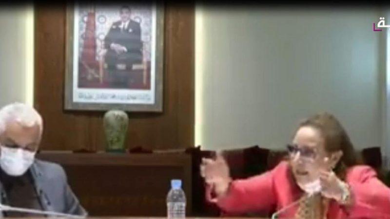 فيديو: البرلمانية المراكشية سعيدة آيت بوعلي تتحدث عن الوضعية الخطيرة لمدينة مراكش بعد كورونا