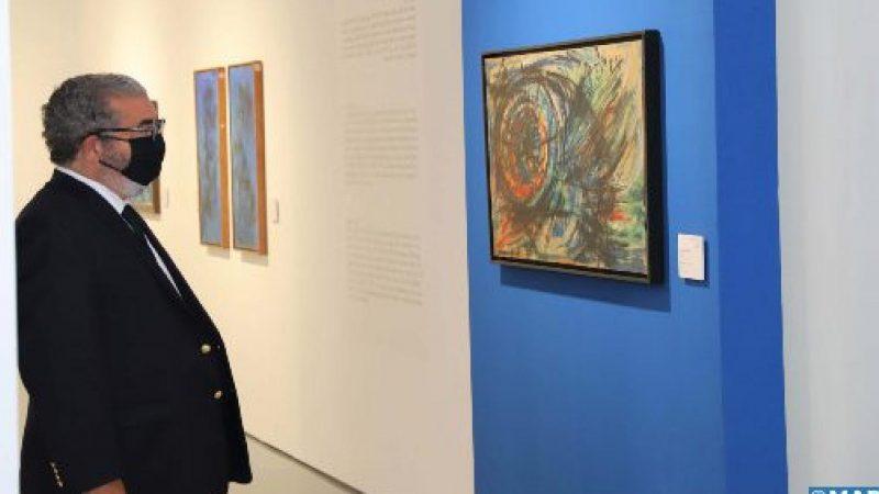 متحف محمد السادس للفن الحديث والمعاصر يستضيف معرض تكريمي للفنان الغرباوي
