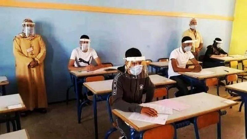 وزارة التربية الوطنية تنفي تأجيل امتحان الجهوي